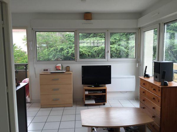 Annonce vente appartement montpellier 34070 22 m 73 for Cuisine ouverte 22m2
