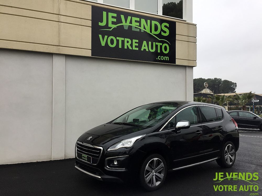 je vends votre auto st jean de vedas peugeot 3008 1 6. Black Bedroom Furniture Sets. Home Design Ideas