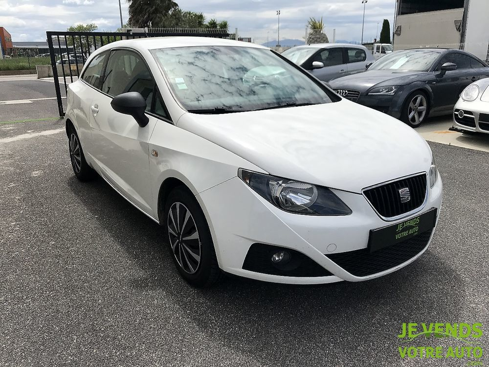je vends votre auto st laurent de la salanque seat ibiza. Black Bedroom Furniture Sets. Home Design Ideas