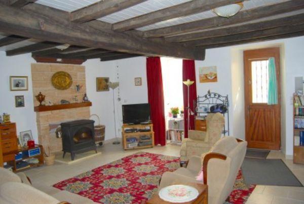 Annonce vente maison saint aulais la chapelle 16300 118 m 117 700 99 - Vente maison secondaire ...