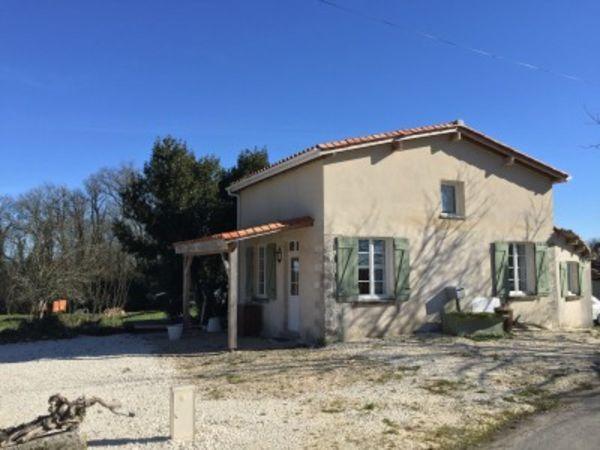 Annonce vente maison brie sous chalais 16210 65 m 99 000 992738513112 - Vente maison secondaire ...