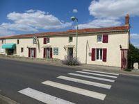 Affaire commerciale, restaurant, magasin et logement. Dans un village à 10kms de Fontenay le Comte et 35kms du littoral 172800