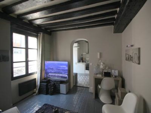 Annonce vente appartement paris 3 38 m 539 000 992738337216 - Farrow and ball marais ...