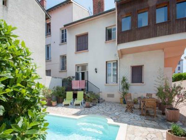 Annonce vente maison lyon 8 154 m 657 000 992737867529 - Maison tourcoing jardin garage lyon ...