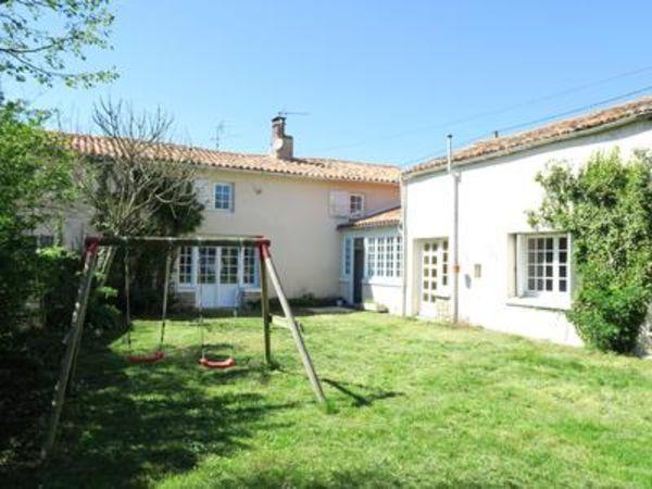 Annonce vente maison villemorin 17470 113 m 125 350 for Jardin facile cognac
