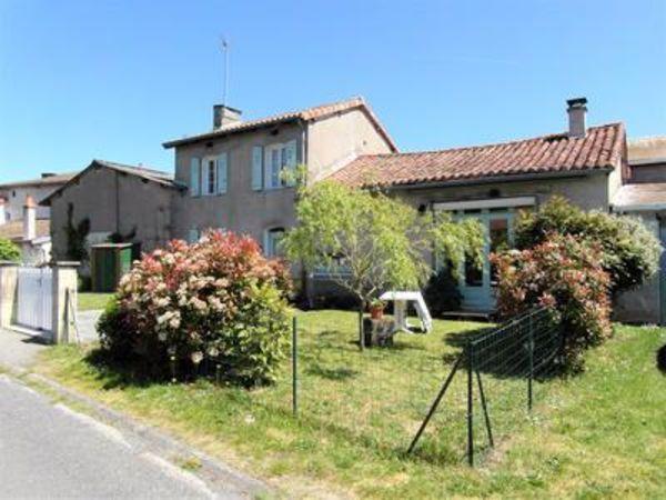 Annonce vente maison m zi res sur issoire 87330 85 m for Vente maison issoire