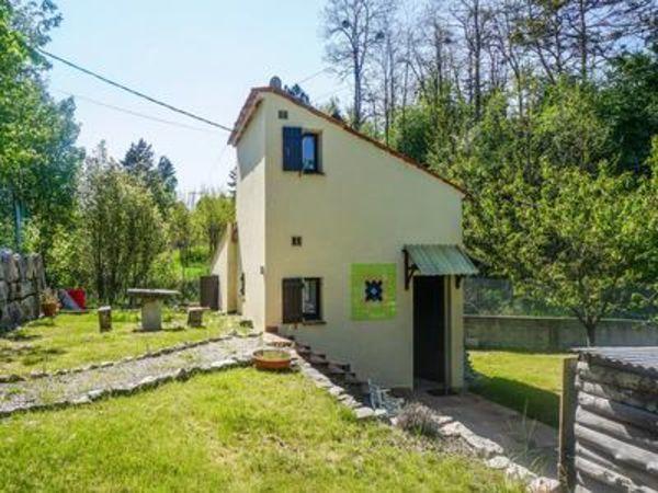Annonce vente villa caussols 06460 45 m 162 000 for Jardin 800m2