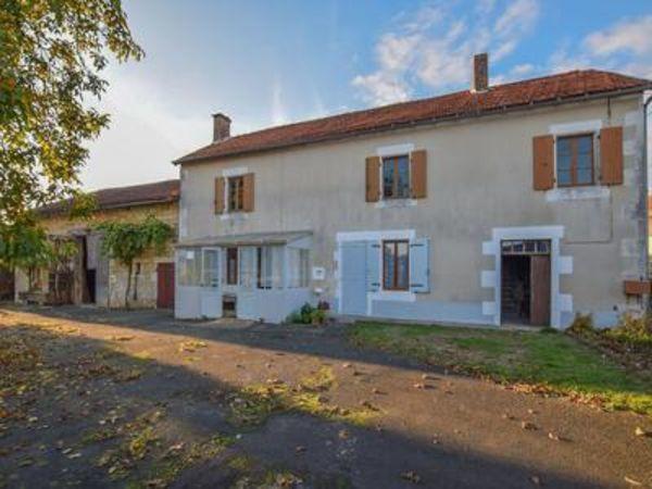 Annonce Vente Maison Saint Gaudent 86400 59 M 104