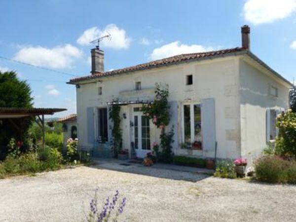 Annonce vente maison blanzac porcheresse 16250 110 m for Belle maison de campagne
