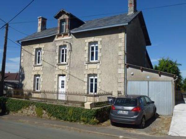 Annonce vente maison verruyes 79310 142 m 88 000 992738351286 - Maison jardin paris poitiers ...