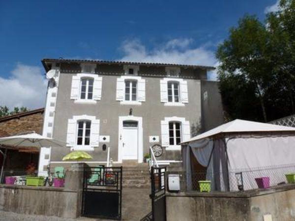 Annonce vente maison saillat sur vienne 87720 97 900 for Abonnement maison et travaux