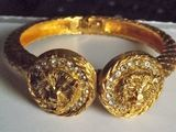 bracelet chanel plaqué or 0 La Garnache (85)