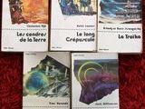 lot de cinq livres collection Super-Fiction 6 Longueau (80)