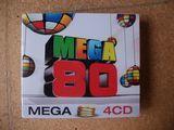 Coffret 4 CD  Mega Années 80 -neuf, emballé 7 Bouxwiller (67)