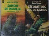 lot de deux livres SF éditions presses Pocket 4 Longueau (80)
