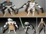 Figurines star wars à partir de 4 e d'occasion  Libourne (33)