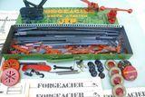 FORGEACIER boîte atelier + complémentaire + modèles 290 Nîmes (30)