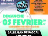 Grand LOTO du SUD LYONNAIS BASKET 0 Vourles (69)