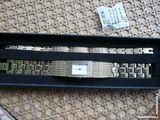Jolie parure plaqué or montre quartz & bracelet 47 Bordeaux (33)