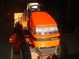 Micro tracteur tondeuse 6200 Moulins (03)