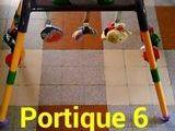portique 6 Montbizot (72)