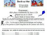 Sortie à Berck 16/04/16 rencontre de cerfs volants geants 0 Jaux (60)