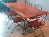 table salle à manger 500 Brécy (18)