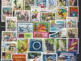 lot de 55 timbres Français oblitérés modernes bon état  4 Saint-Herblain (44)
