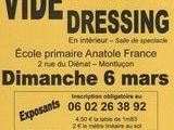 Vide-Grenier / Vide-Dressing de l'Amicale Laïque du Diénat 0 Montluçon (03)
