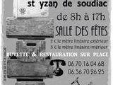 vide grenier 0 Saint-Yzan-de-Soudiac (33)