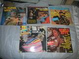 Lot 5 vinyles 33 T Hits et danse de salon 10 Thorens-Glières (74)