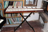 Xylophone Classic Tempo Resta 3 octaves 1/2 avec stand.  690 Villiers-Adam (95)