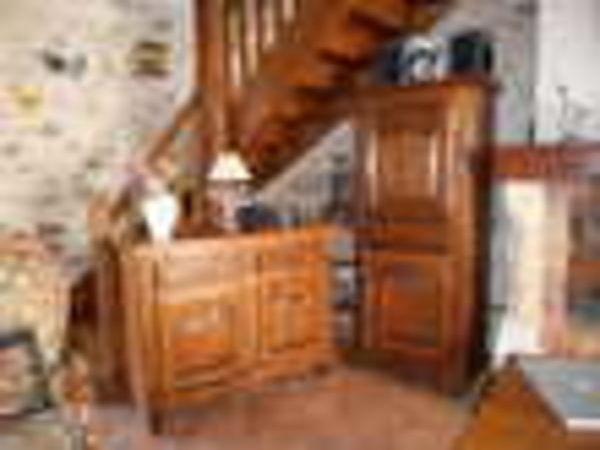 ensemble de meuble de salle � manger en ch�ne massif  (60) - 200 €
