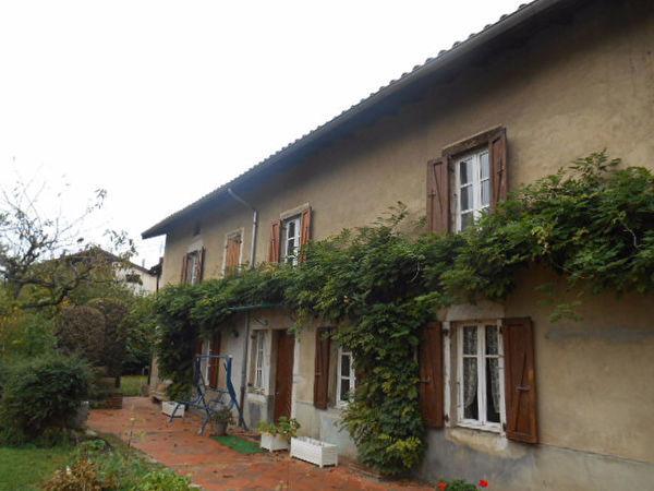 Annonce vente maison bourg en bresse 01000 198 m 190 000 992737427909 - Maison d arret bourg en bresse ...