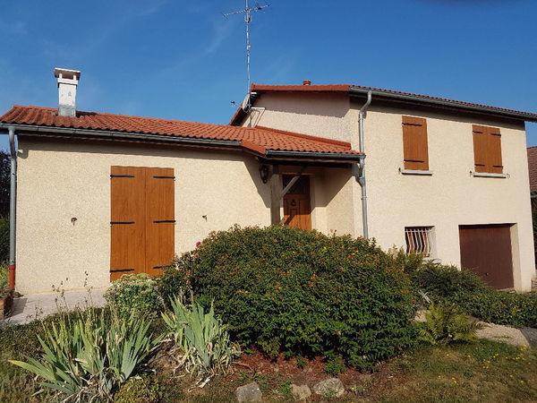 Annonce vente maison bourg en bresse 01000 88 m 210 000 992737772189 - Maison d arret bourg en bresse ...
