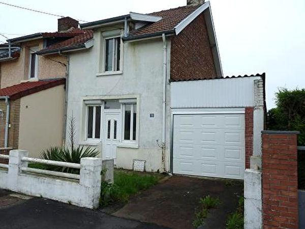 Annonce vente maison h nin beaumont 62110 81 m 104 for Maison plus henin beaumont