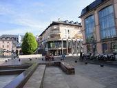 Vente Appartement Rodez, hyper centre, place Eugène Raynaldy (Mairie), T4 terrasse, ascenseur, garage  à Rodez