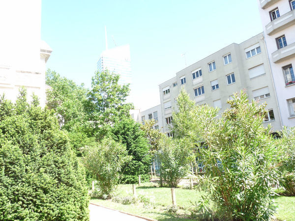 Annonce vente appartement lyon 6 42 m 210 000 for Appartement terrasse lyon