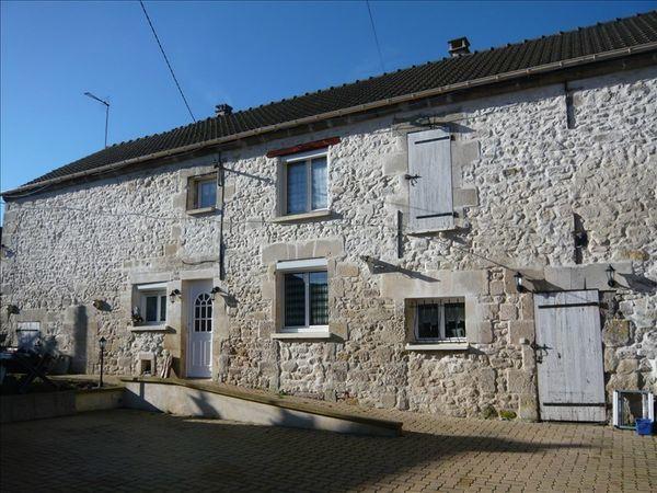 Maison - 5 pièce(s) - 130 m² 255000 Cr�py-en-Valois (60800)