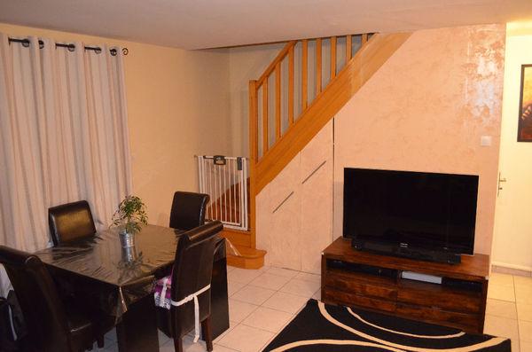 Appartement - 3 pièce(s) - 55 m² 173000 Cr�py-en-Valois (60800)