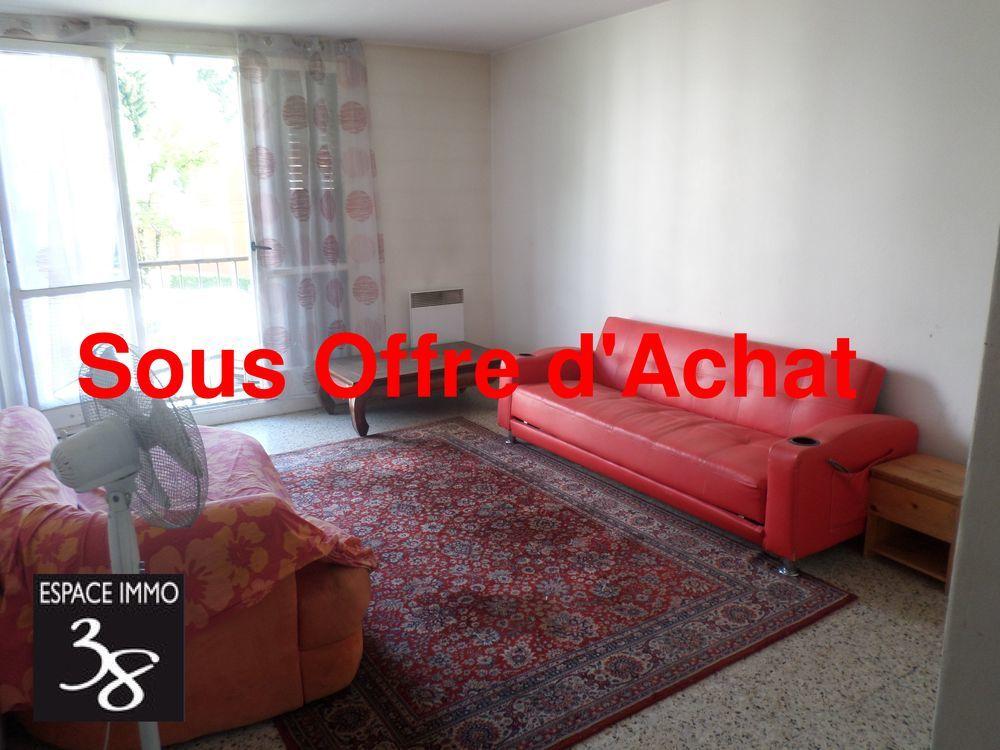 Vente Appartement T4 ideal investisseur Saint-martin-d-heres