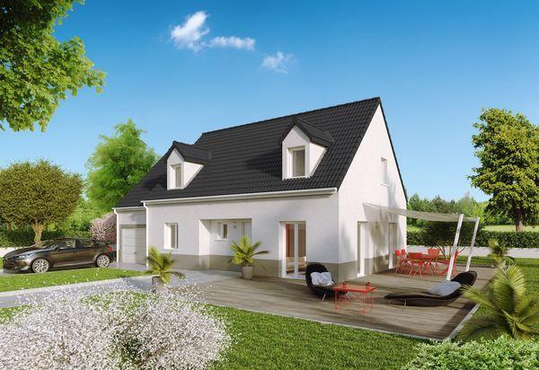 Maison - 6 pièce(s) - 110 m² 209083 Auxonne (21130)