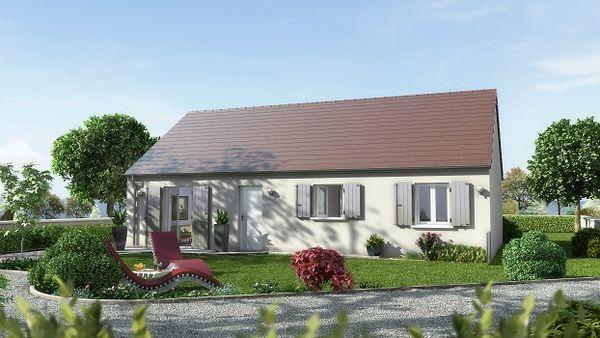 Maison - 5 pièce(s) - 75 m² 137921 Auxonne (21130)