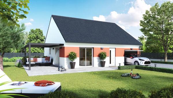 Maison - 5 pièce(s) - 85 m² 150536 Auxonne (21130)