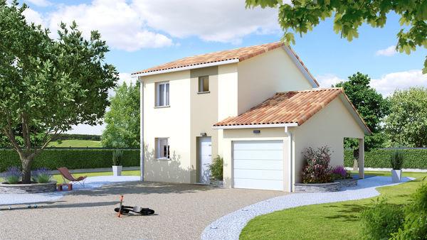 Maison - 4 pièce(s) - 85 m² 170038 Roanne (42300)