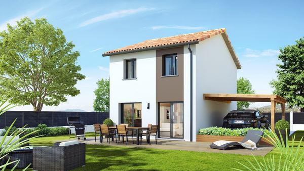 Maison - 4 pièce(s) - 85 m² 126600 Roanne (42300)