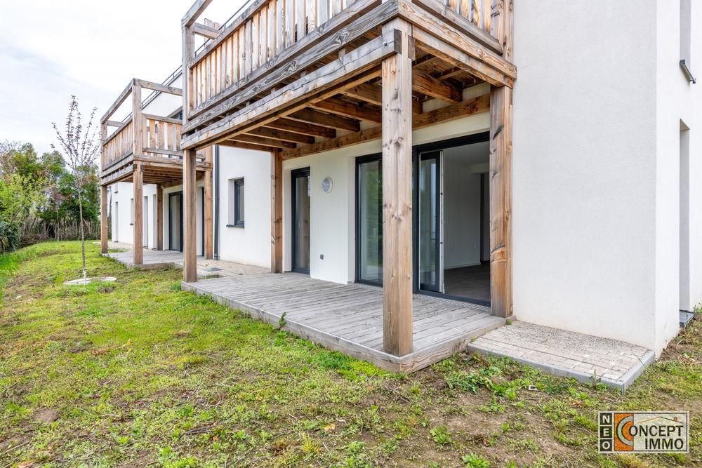 Vente Appartement Rez de jardin 3 pieces avec ascenseur Bischwiller