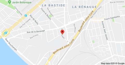 Location Appartement Bordeaux (33100)