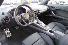 TT 2.0 TFSI S-Tronic quattro - Automatique - GPS - LED - Cuir - 2014 occasion 43240 Saint-Just-Malmont