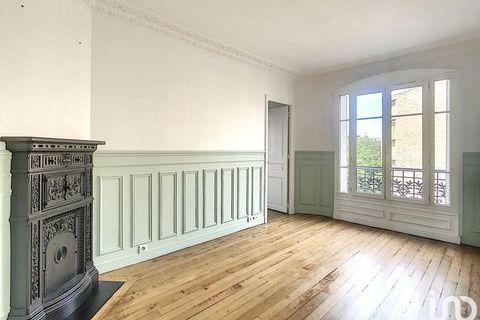 Vente Appartement 3 pièces 368000 Nanterre (92000)